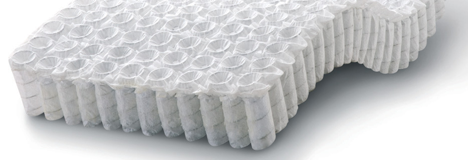 Mattresses with Independent Springs