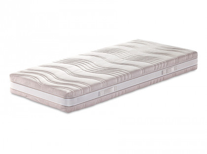 Memory and Poly-Lyocell Mattress Topper