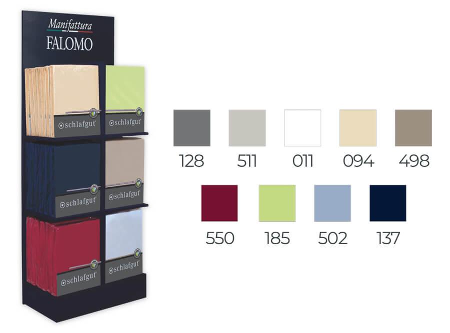 Mattress Sheet Aloe Vera Colors
